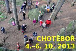 Sborový víkend v Chotěboři 4.-6. 10. 2013